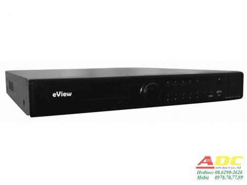 Đầu ghi hình camera IP Full HD 24 kênh eView NVR5324